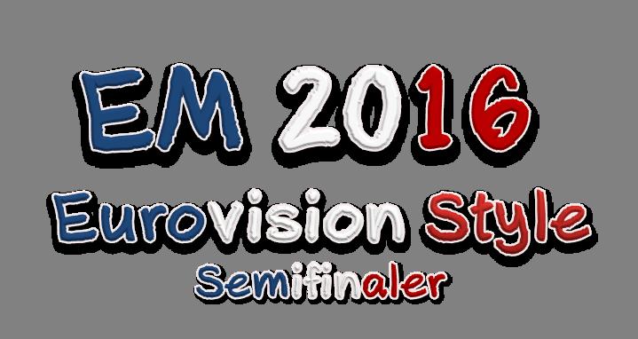 EM 2016 - Eurovision Style: Inför Semifinal 2