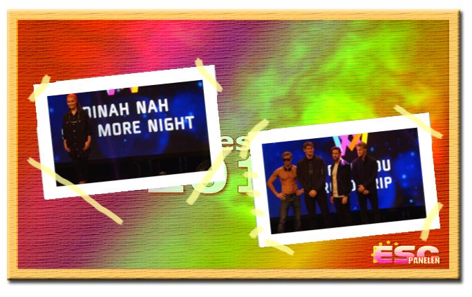 Inför Melodifestivalen 2017: Presentation av Dinah Nah och gruppen De Vet Du