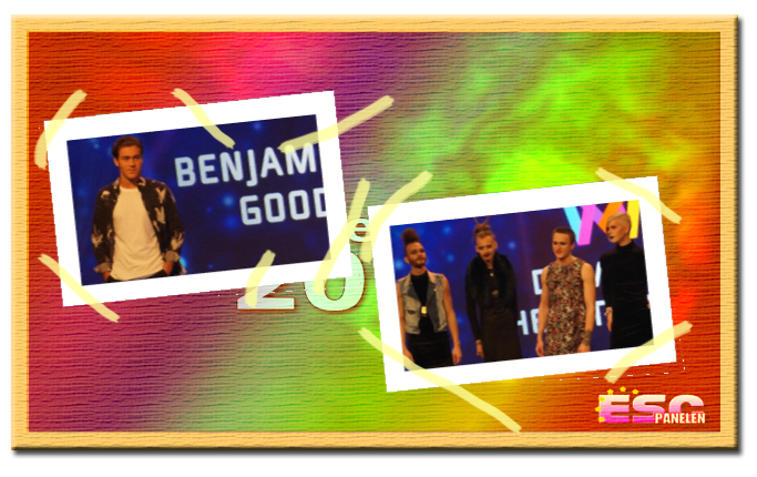 Inför Melodifestivalen 2017: Presentation av Benjamin Ingrosso och gruppen Dismissed