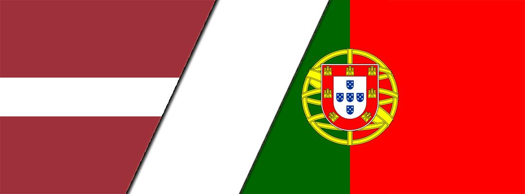 Inför Lettlands och Portugals semifinalsändningar (19 februari 2017)