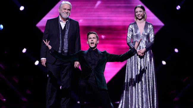 LIVE-rapportering från Melodifestivalen 2017, deltävling 4