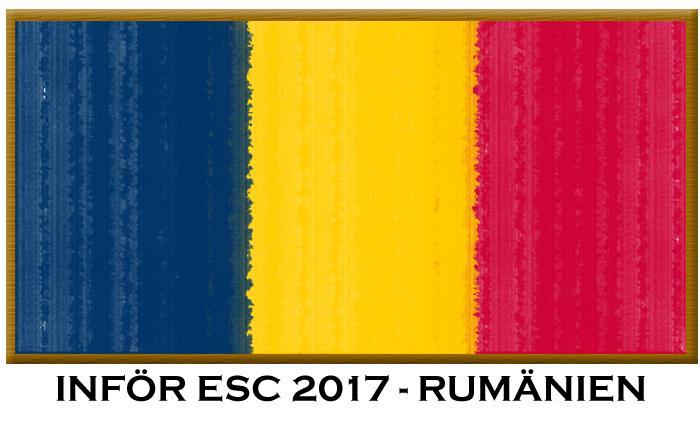 Inför Eurovision 2017 - Rumänien