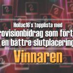 Hollac16's topplista: 30 Eurovisionbidrag som förtjänade en bättre slutplacering – plats 1