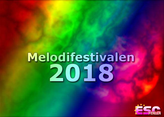Tisdag 28 november 2017 presenteras artisterna till Melodifestivalen 2018