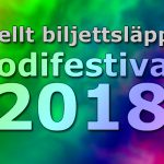 Officiellt biljettsläpp till Melodifestivalen 2018