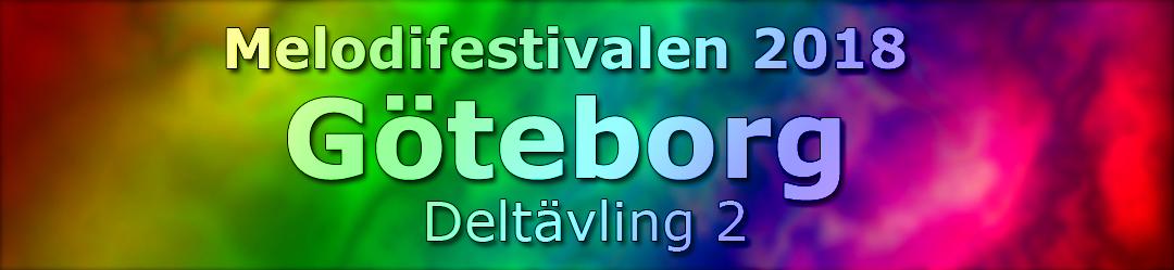 Melodifestivalen 2018: Resultat av veckans omröstning (deltävling 2)