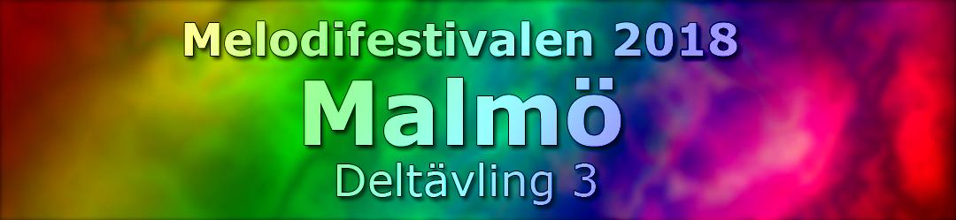 Melodifestivalen 2018: Resultat av veckans omröstning (deltävling 3)