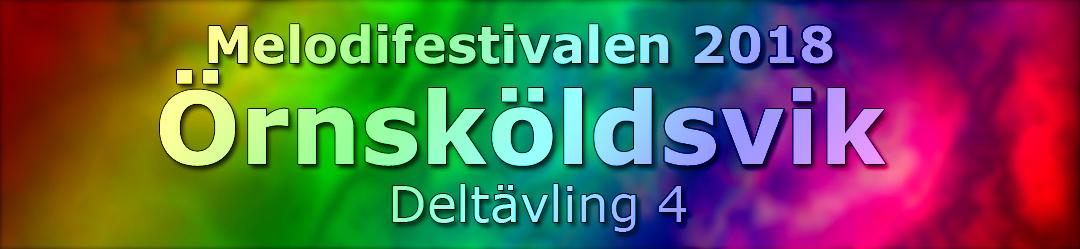 Melodifestivalen 2018: Resultat av veckans omröstning (deltävling 4)