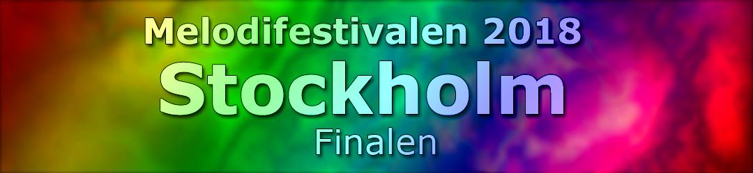 Här är vår LIVE-rapport från Finalen i Melodifestivalen 2018)