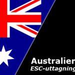 Australiens artist avslöjas på måndag