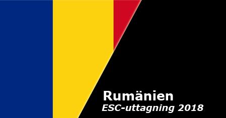 60 tävlande presenterade i Rumäniens Selecția Națională 2018