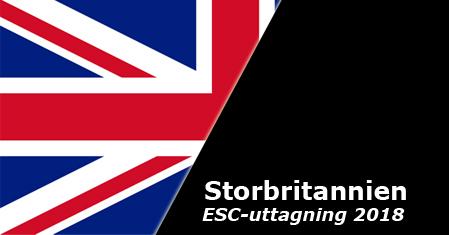 Här är finalisterna i Eurovision: You Decide (Storbritanniens final 2018)