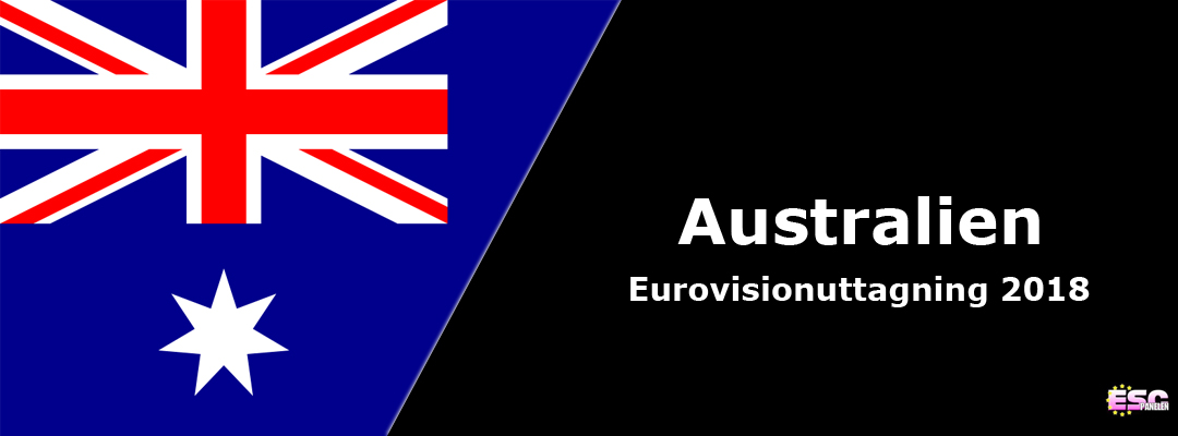 Australien i Eurovision Song Contest 2018