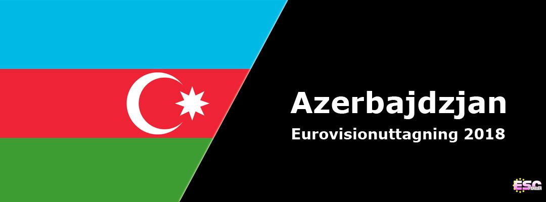 Azerbajdzjan i Eurovision Song Contest 2018