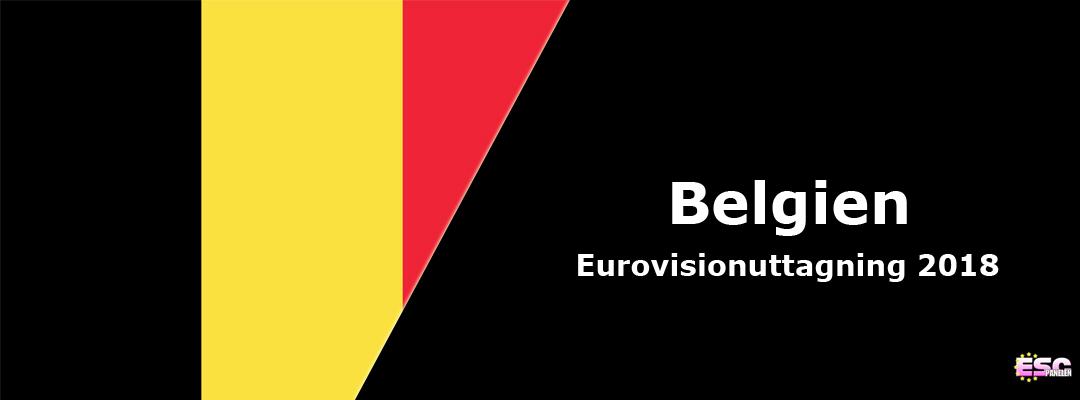Belgien i Eurovision Song Contest 2018