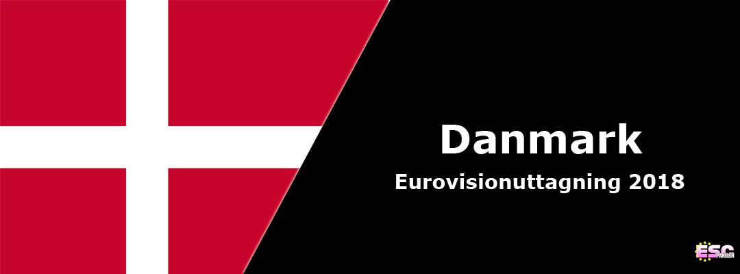 Danmark i Eurovision Song Contest 2018