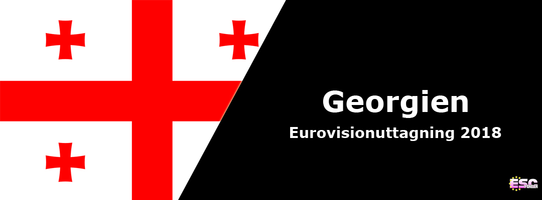 Georgien i Eurovision Song Contest 2018