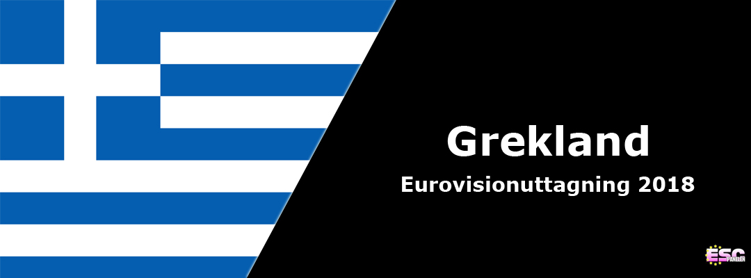 Grekland i Eurovision Song Contest 2018