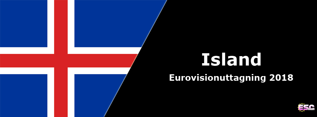 Island i Eurovision Song Contest 2018