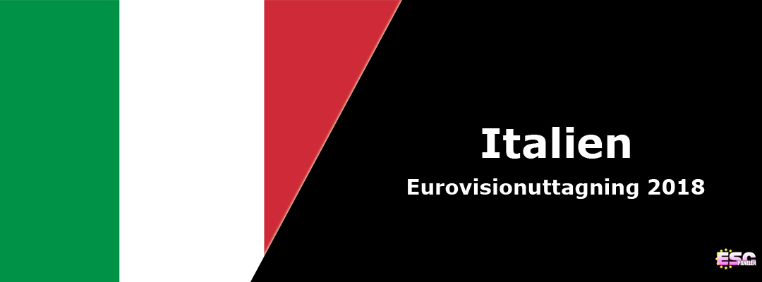 Italien i Eurovision Song Contest 2018