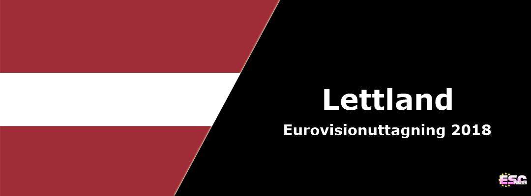 Lettland i Eurovision Song Contest 2018