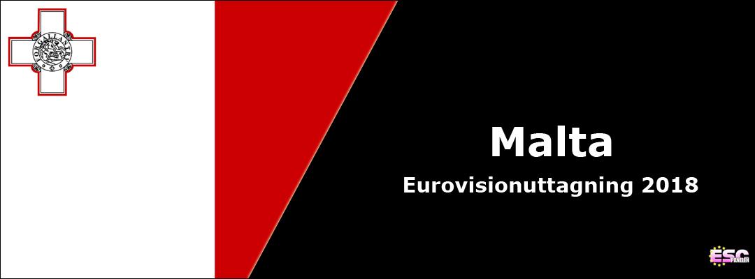 Malta i Eurovision Song Contest 2018