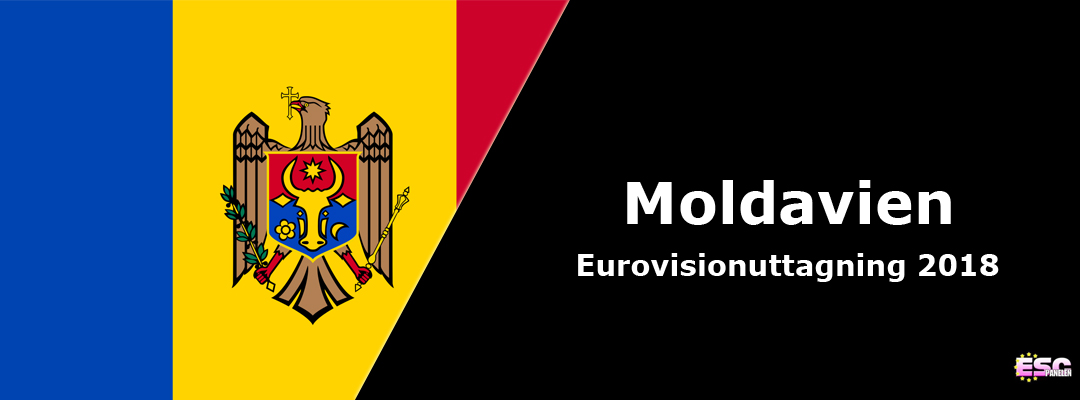 Moldavien i Eurovision Song Contest 2018