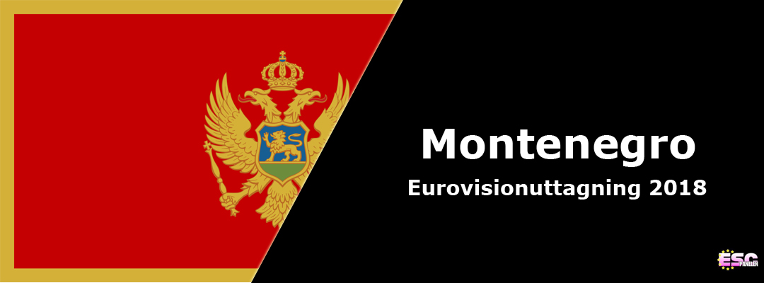 Montenegro i Eurovision Song Contest 2018