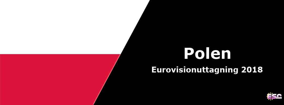Polen i Eurovision Song Contest 2018