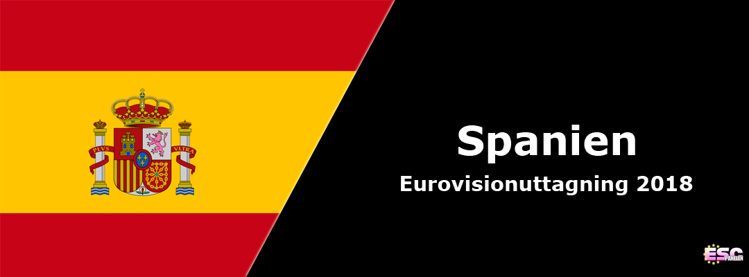 Spanien i Eurovision Song Contest 2018