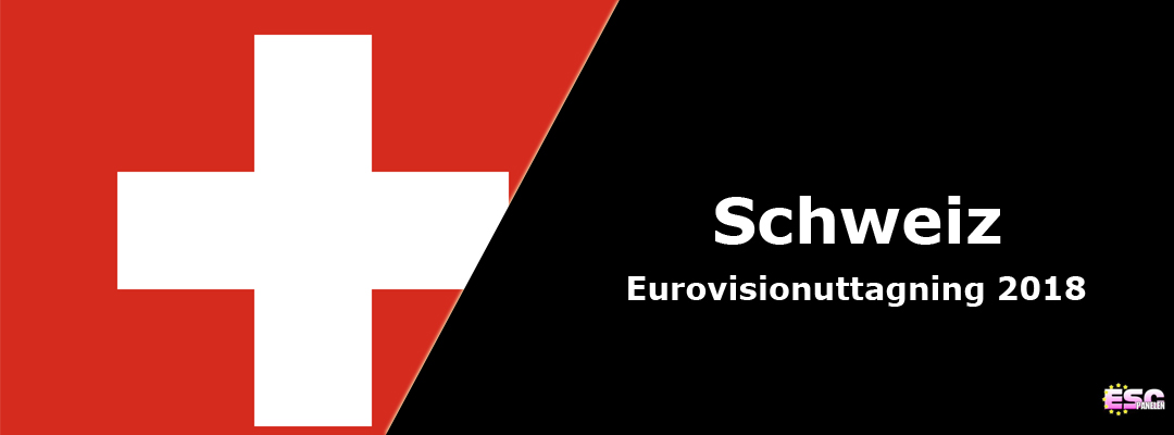 Schweiz i Eurovision Song Contest 2018