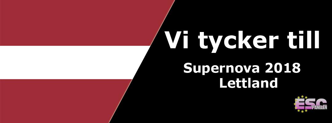 Vi tycker till: Supernova 2018 inför juryns val (andra topplistan)