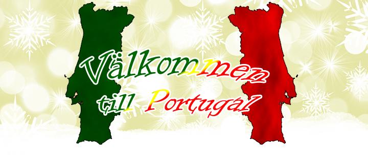 Julkalendern: Välkommen till Portugal - Lucka 7