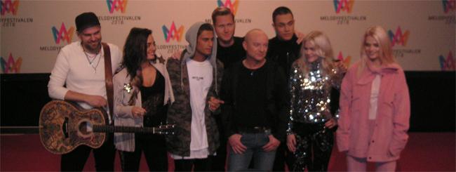 LIVE: Melodifestivalen 2018, deltävling 2