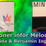 Inför Melodifestivalen 2018: Vi presenterar Renaida & Benjamin Ingrosso