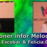 Inför Melodifestivalen 2018: Vi presenterar Barbi Escobar & Felicia Olsson