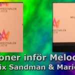 Inför Melodifestivalen 2018: Vi presenterar Felix Sandman & Mariette