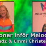Inför Melodifestivalen 2018: Vi presenterar Rolandz & Emmi Christensson