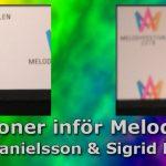 Inför Melodifestivalen 2018: Vi presenterar Kikki Danielsson & Sigrid Bernson