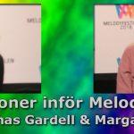 Inför Melodifestivalen 2018: Vi presenterar Jonas Gardell & Margaret