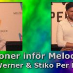 Inför Melodifestivalen 2018: Vi presenterar Mimi Werner & Stiko Per Larsson
