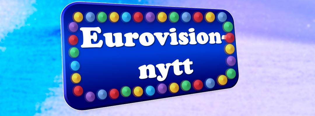 Eurovisionnytt vecka 6, 2018