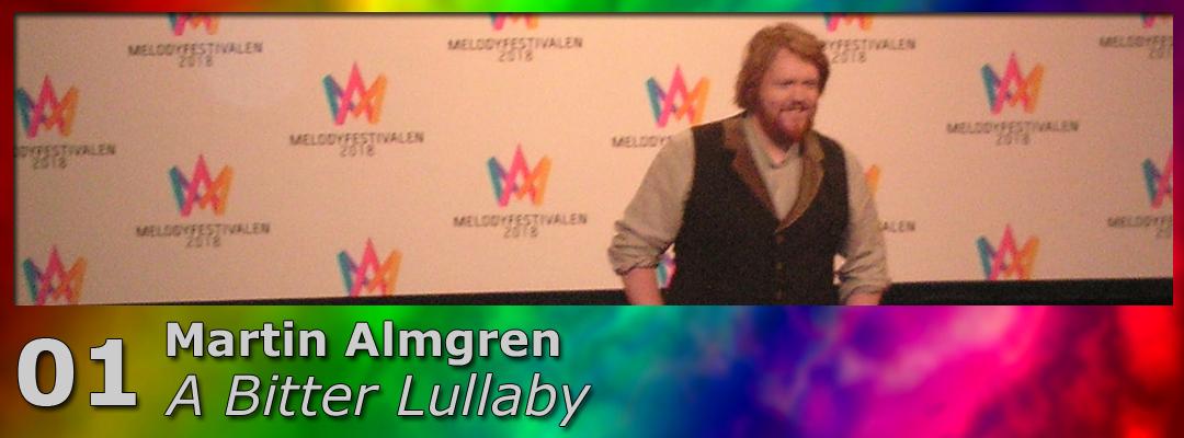 Inför Melodifestivalen 2018: Vi presenterar Martin Almgren & Dotter