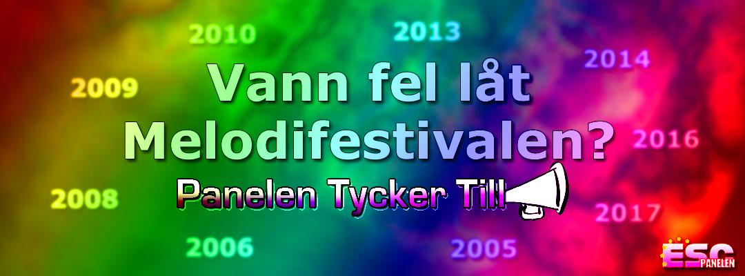 Panelen tycker till: Vann fel låtar Melodifestivalen 2013 & 2014?