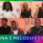 Melodifestivalen 2018: Genrepspubliken tror på…