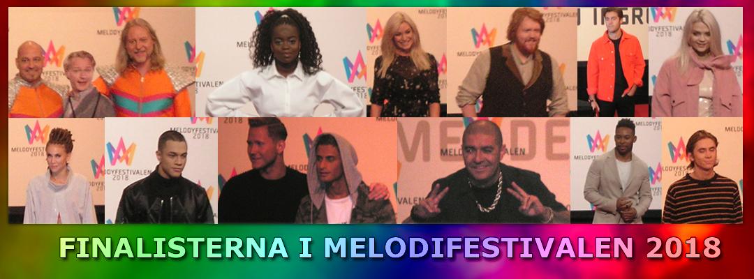 Inför finalen i Melodifestivalen 2018: Läsarnas vinnare är...