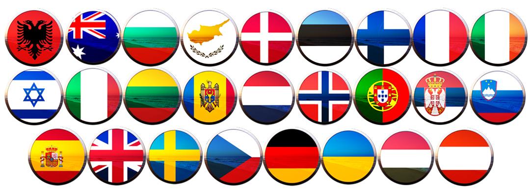 Eurovision 2018: Här är finalens startordning - Sverige får startnummer 20