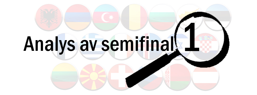 Eurovision 2018: Analys efter den första semifinalen