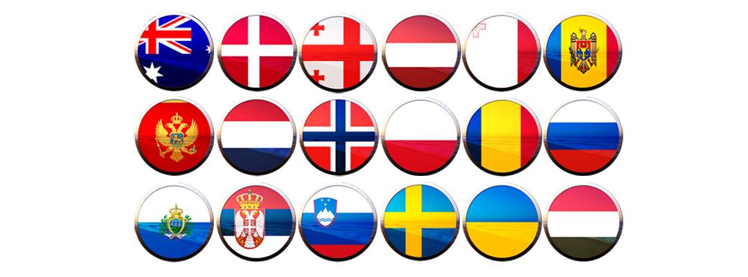 Eurovision 2018: Inför semifinal 2 - Här tävlar Sverige