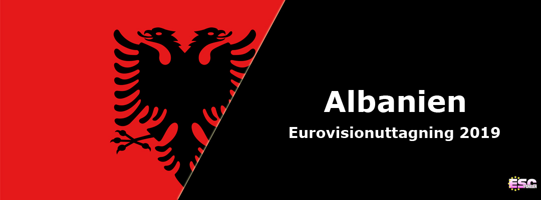Albanien i Eurovision Song Contest 2019